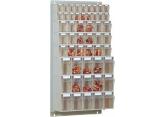 Visiobox kits - wandmodule 163 x 600 x 1080 mm PROVOST