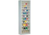 Visiobox kits - kast 250 x 665 x 2000 mm PROVOST