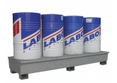 Opvangbakken voor vaten van 220 liter PROVOST