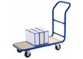 Blauwe platformwagen 250 kg PROVOST