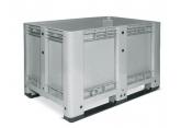 Palletcontainer op 2 sledes 1200 x 800 x 780 PROVOST