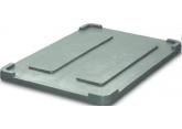 Couvercle simple  pour caisses palette 1200 x 800 volume 550 PROVOST