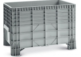 Palletcontainer op voeten 1200 x 800 x 800 PROVOST