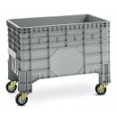 Palletcontainer op wielen 1040 x 640 volume 285 PROVOST