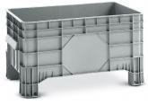 Palletcontainer op voeten 1040 x 640 x 550 volume 220 PROVOST