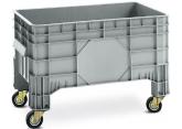 Palletcontainer op wielen 1040 x 640 x 670 volume 220 PROVOST