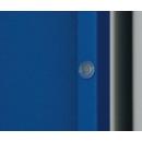 Vestiaire voor propere industrie - 3 kolommen - monoblok PROVOST