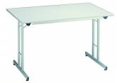 Plooibare tafels met gemelamineerd werkblad PROVOST