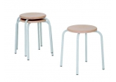 Tabouret empilable PROVOST