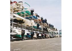 Stellingen voor boten PROVOST
