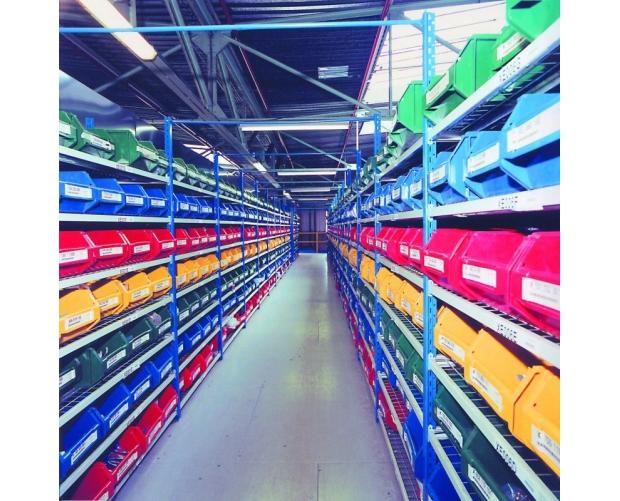stockage bacs en plastique STORACON