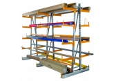 Rayonnage cantilever horizontal - Probar manuel PROVOST
