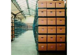 Protub stelling voor archiefdozen PROVOST