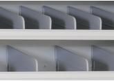 Bijkomend tussenschot voor werkplaatskast met tussenschotten PROVOST
