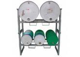 Stapelbare vatensteun voor meerdere vaten van 60 of 220 liter PROVOST