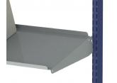 Legblad in plaatijzer voor metalen rek PROVOST