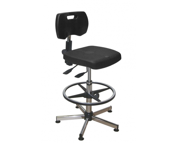 asynchrone werkplaatsstoel STORACON