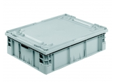 Couvercle simple pour bacs euro 800 x 600 mm PROVOST