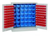 Probox lage kast 1000 x 450 x 1100 - met bakken PROVOST