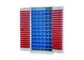 Probox hoge kast  1000 x 450 x 2000 - met bakken PROVOST