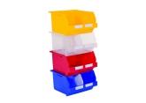 MEGABOX plastic magazijnbak 400 x 400 PROVOST