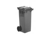 Verrijdbare 2-wiel afvalcontainer 120 liter PROVOST