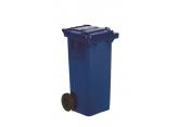 Verrijdbare 2-wiel afvalcontainer 140 liter PROVOST