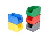 Bac à bec Systembox modèle 5 - 350 x 210 x 200 - lot de 10 PROVOST