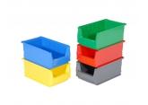 Plastiek magazijnbakje Systembox