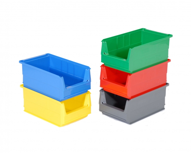 Plastiek magazijnbakje Systembox PROVOST