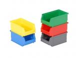 Bac à bec Systembox modèle 2 - 160 x 100 x 75 - lot de 25 PROVOST