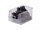 Bac à bec SYSTEMBOX transparent 230 x 150 x 130 - lot de 25 PROVOST