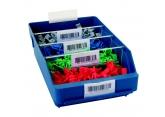 Verwijderbare tussenschotten voor Probox onderdelenbak H 95 PROVOST