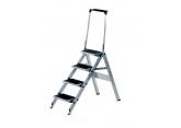 Opvouwbare trapladder met 4 treden – H 920 PROVOST