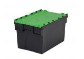 Bac navette 600 x 400 mm - vert PROVOST