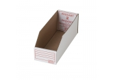 Bacs carton Procart antigraisse 300 x 110 x 115 PROVOST