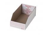 Kartonnen magazijnbakjes Procart vetafstotend 300 x 160 x 115 PROVOST