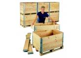 Ophoging voor houten palletten PROVOST