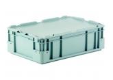 Couvercle simple pour bacs euro 600 x 400 mm PROVOST