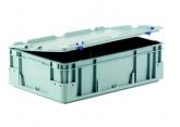 Scharnierdeksel voor euronorm bak 400 x 300 mm PROVOST