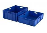 Bac gerbable 800 x 600 mm - bleu PROVOST