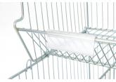 Porte-étiquette PVC L 120 mm PROVOST