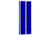 Vestiaire voor propere industrie - 2 kolommen - te monteren PROVOST
