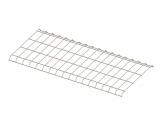Rooster bekleding voor legborden in buisconstructie Prospace + PROVOST