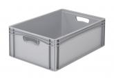 Stapelbare eurobak BASICLINE 600 x 400 x 220 PROVOST