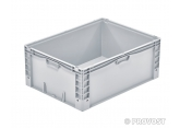 Stapelbare eurobak BASICLINE 800 x 600 x 320 PROVOST