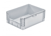 Bac gerbable BASICLINE 800 x 600 x 320 - ouverture frontale PROVOST