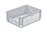Bac gerbable BASICLINE 800 x 600 x 420 - ouverture frontale PROVOST
