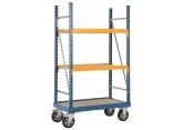 Prorack+ wagens met verstelbare etages - 1200 kg PROVOST