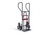 Diable pour escaliers, grandes poignées pelle rabattable - 250 kg PROVOST